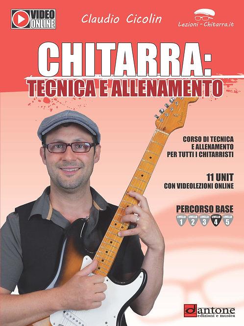 Claudio Cicolin - CHITARRA: TECNICA E ALLENAMENTO