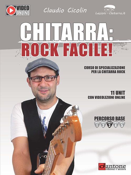 Claudio Cicolin - CHITARRA ROCK FACILE!