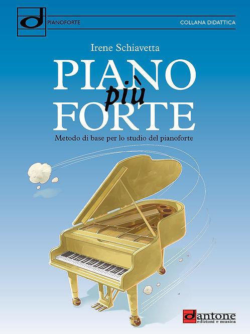 Irene Schiavetta - PIANO più FORTE