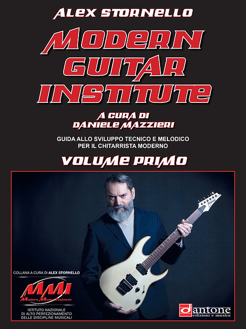 Alex Stornello - MODERN GUITAR INSTITUTE