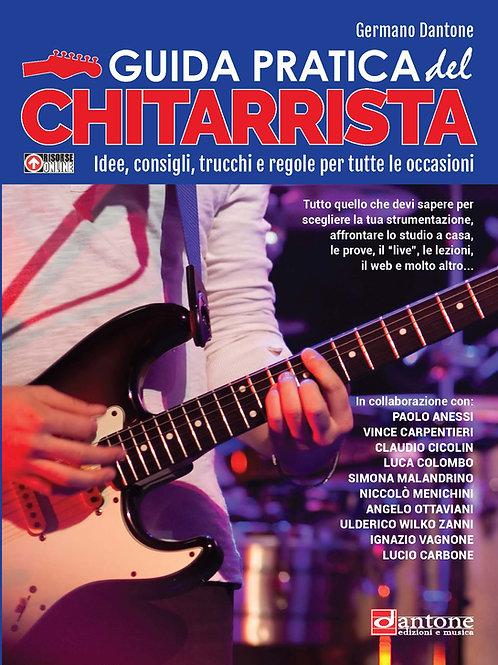 Germano Dantone - GUIDA PRATICA DEL CHITARRISTA