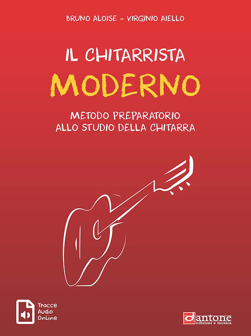Bruno Aloise, Virginio Aiello - IL CHITARRISTA MODERNO