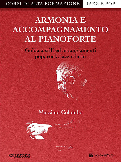 Massimo Colombo - ARMONIA E ACCOMPAGNAMENTO AL PIANOFORTE