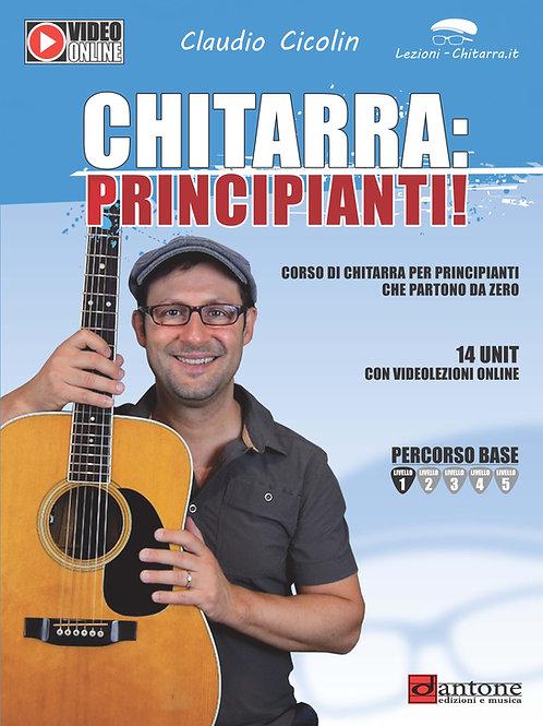 Claudio Cicolin - CHITARRA: PRINCIPIANTI!