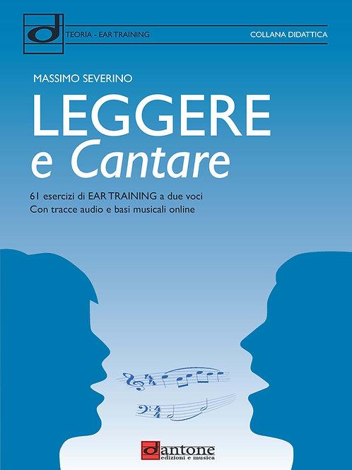 Massimo Severino - LEGGERE E CANTARE