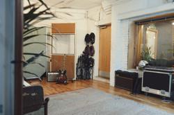 Studio 2 Live Room | Konk Studios