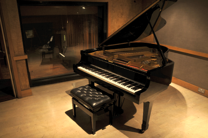 Studio 1 Piano Booth | Konk Studios
