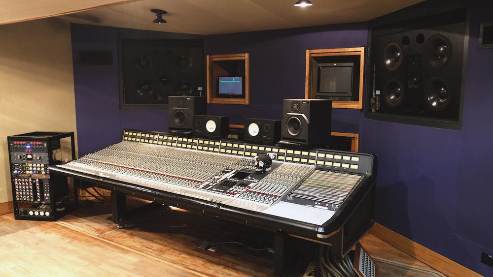 Studio 2 Control Room | Konk Studios