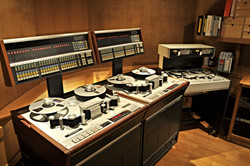 Studio 1 Machine Room | Konk Studios