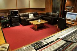 Studio 1 Control Room | Konk Studios
