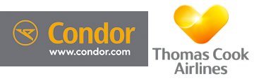 NDC for Condor and Thomas Cook Airlines