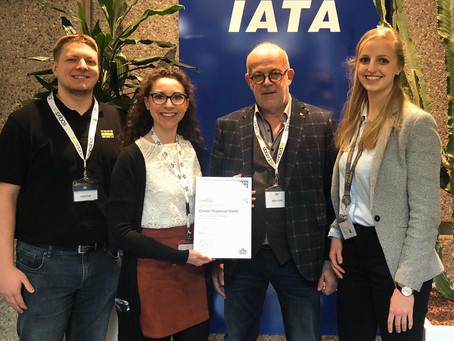 Condor receives NDC@Scale certification from IATA