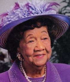 A TRIBUTE TO DR. DOROTHY IRENE HEIGHT