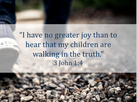 A Prayer for Walking in the Truth