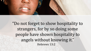 A Prayer for Haitian Refugees