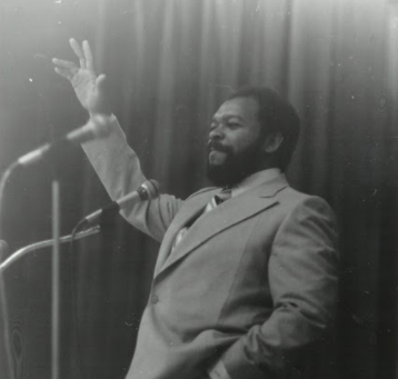 A HARLEM PROPHET'S LESSONS ON RACIAL HEALING