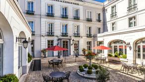 """Eternam et le Groupe Atypio Hôtels Resorts acquièrent l'hôtel """"l'Aigle Noir"""" de Fontainebleau."""