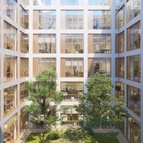 ARPENT & Phoenix Club Invest 1 cèdent un immeuble de 3.400m² de bureaux, en VEFA, à REGREEN