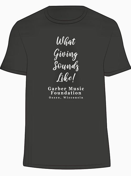 Garber Music Foundation T-Shirt