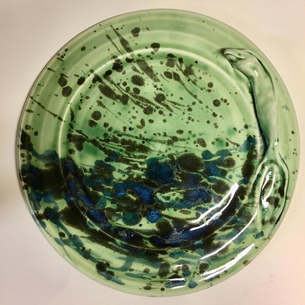 Mermaid Plate