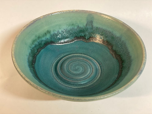 Turquoise Bowl