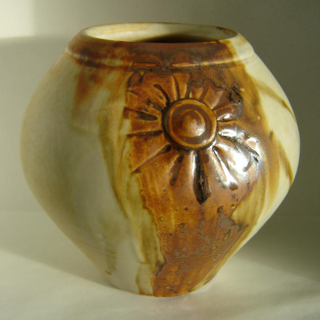 Sunrise Urn