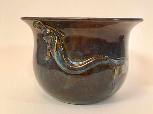 Mermaid Flowerpot
