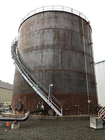 aboveground storage tank foundation design