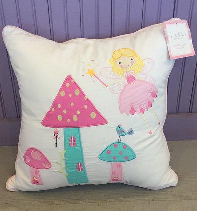 Children's Fairy Pillow