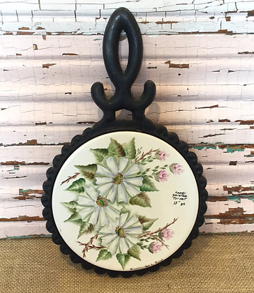 Hand Painted Trivet