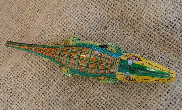 Old Alligator Toy