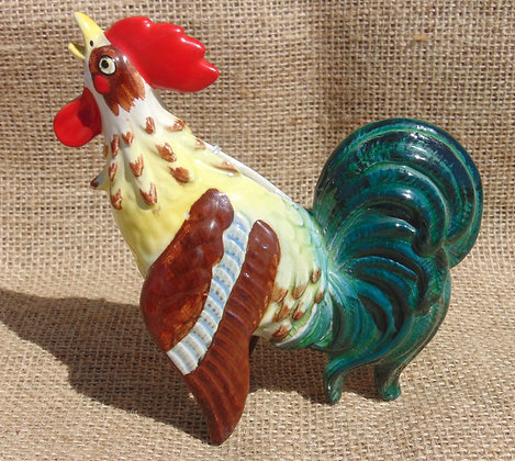 Rooster Wall Pocket