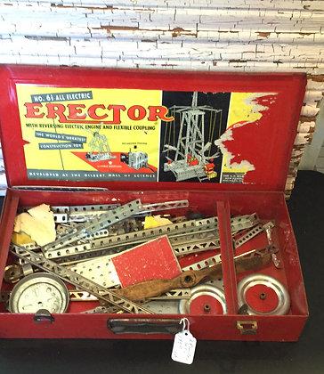 Two Erector sets