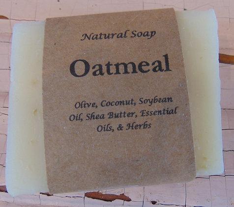 Handmade Soap - Oatmeal