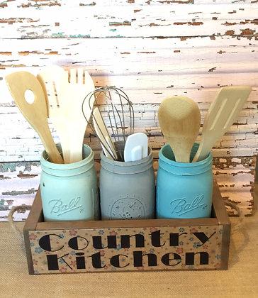 Country Kitchen Utensil Set
