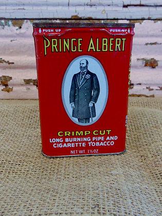 Prince Albert Pipe and Cigarette Tobacco