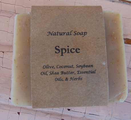Handmade Soap - Spice