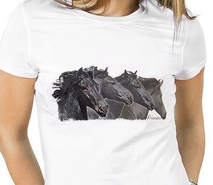 horse designs t-shirt
