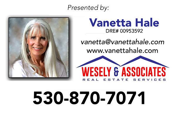 Vanetta Hale