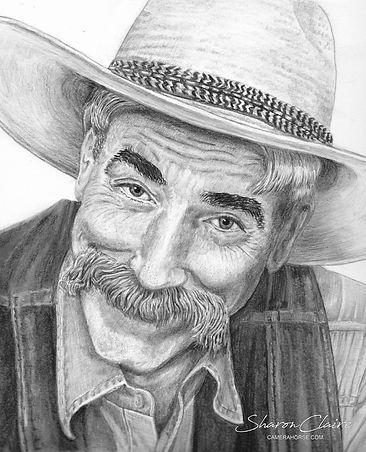 Pencil Drawing Portrait