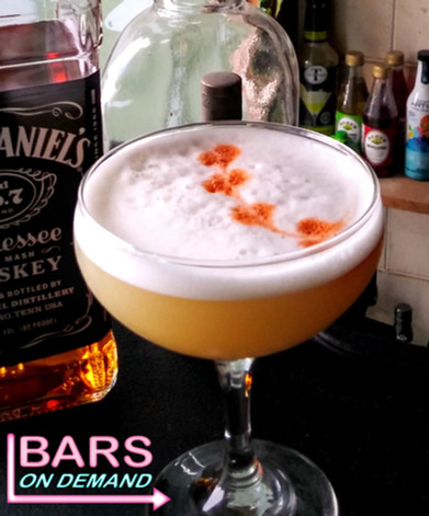 Bars On Demand custom cocktails for any special event