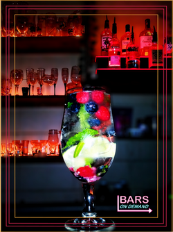Bars On Demand, Mobile Bartenders For Hire