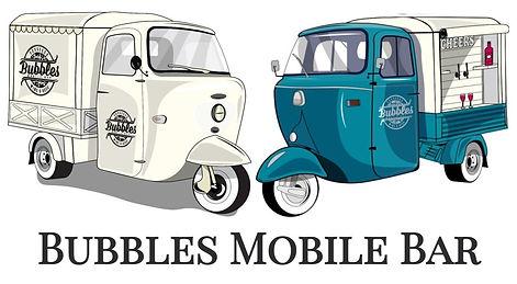 Bubbles Mobile Bar