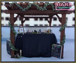 Bars On Dedmand, Special Event Bartending