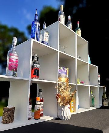 Bars On Demand, full bar service