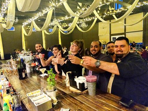 Bars On Demand Weddings