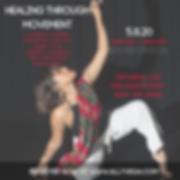 Healing Through Movement Full Length Cla
