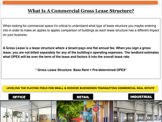 Be Informed Tuesdays: Commercial Real Estate Leasing Tips for Small & Midsize Businesses