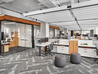 IT MATTERS FRI: UPDATE YOUR OFFICE SPACE TO THE WAY PEOPLE WORK NOW