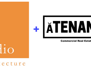 RE Studio Architecture and ATENANTco Commercial Real Estate Services announce a Joint Collaboration